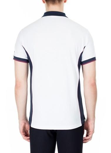 EA7 Emporio Armani  Polo T Shirt Erkek Polo 3Hpf13 Pj61Z 1100 Beyaz